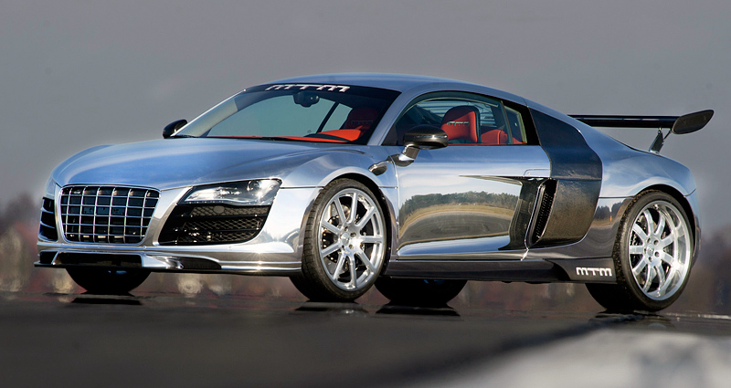 2011 Audi R8 V10 Mtm Biturbo Specifications Photo