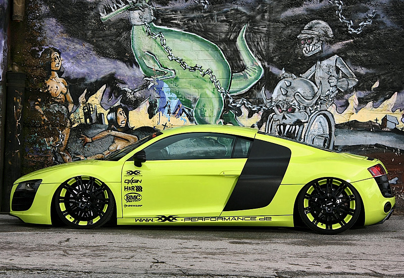 2012 Audi R8 V10 XXX Performance - specifications, photo ...