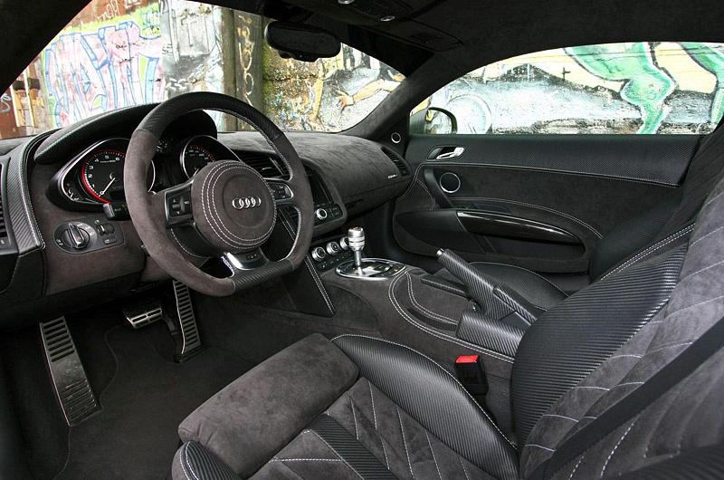 2012 Audi R8 V10 Xxx Performance Specifications Photo