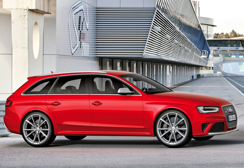 2012 Audi Rs4 Avant B8 Specifications Photo Price