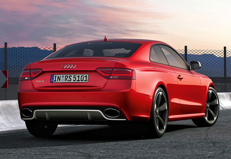 2012 Audi Rs5 Coupe Specifications Photo Price
