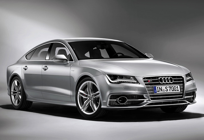 2012 audi s7 sportback specifications photo price information rating. Black Bedroom Furniture Sets. Home Design Ideas