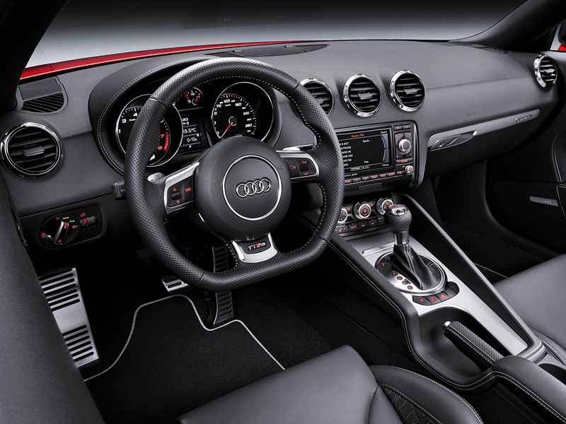 2012 Audi Tt Rs Plus Coupe 8j Specifications Photo
