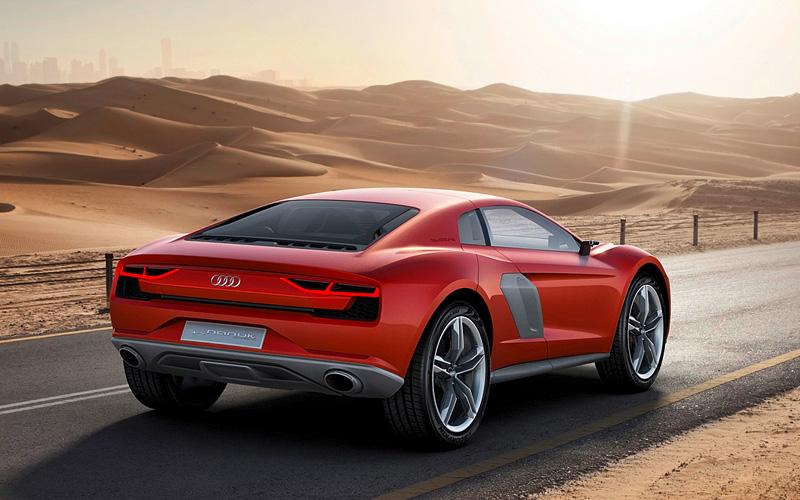 2013 Audi Nanuk Quattro Concept