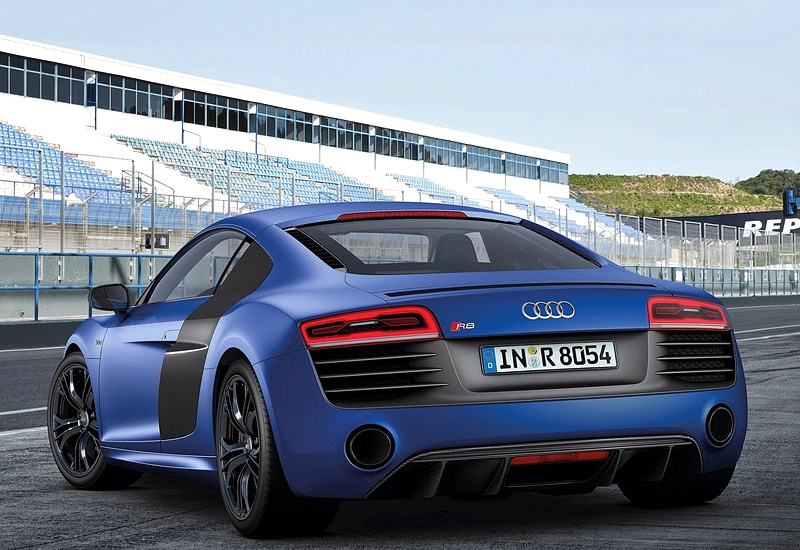 2013 Audi R8 V10 Plus Specifications Photo Price Information