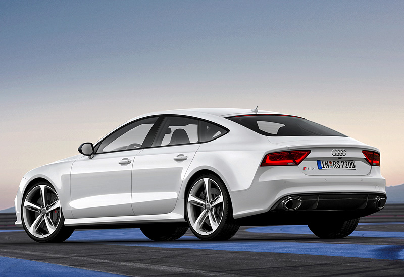 2013 audi rs7 sportback specifications photo price. Black Bedroom Furniture Sets. Home Design Ideas