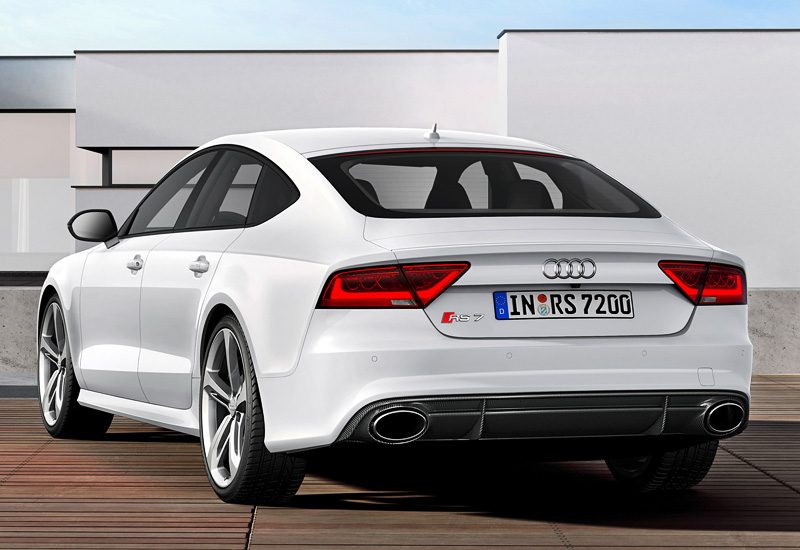 2013 Audi Rs7 Sportback Specifications Photo Price Information