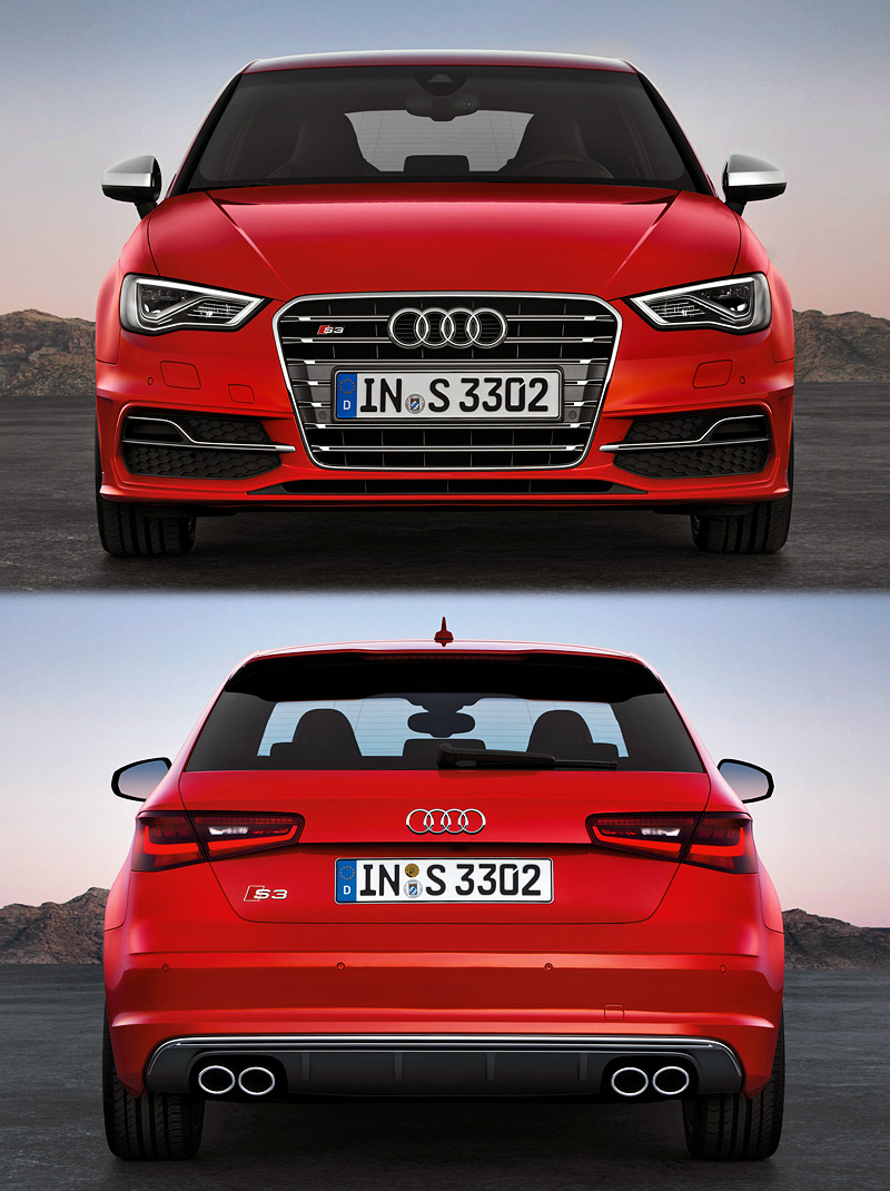 2013 audi s3 8v specifications photo price information rating. Black Bedroom Furniture Sets. Home Design Ideas