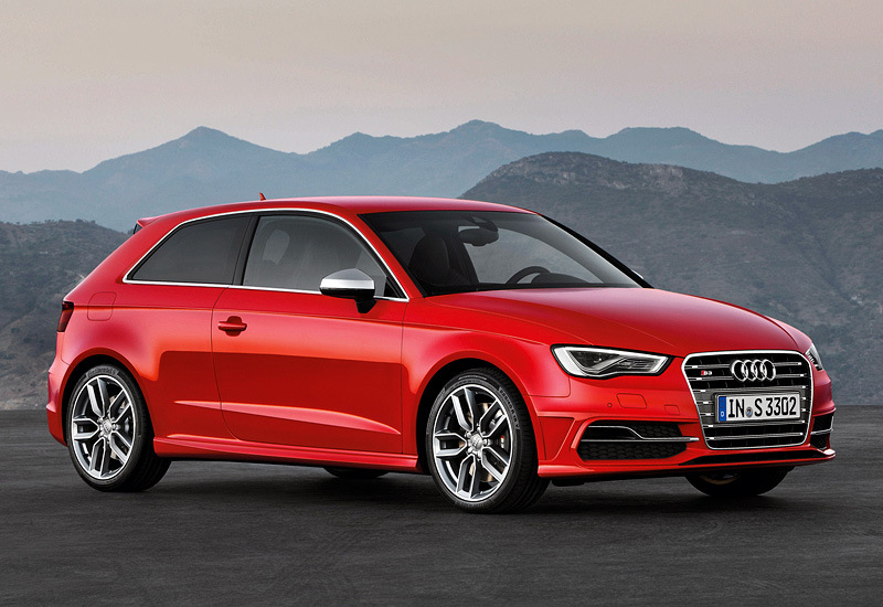 Audi 0 60 >> 2013 Audi S3 (8V) - specifications, photo, price, information, rating