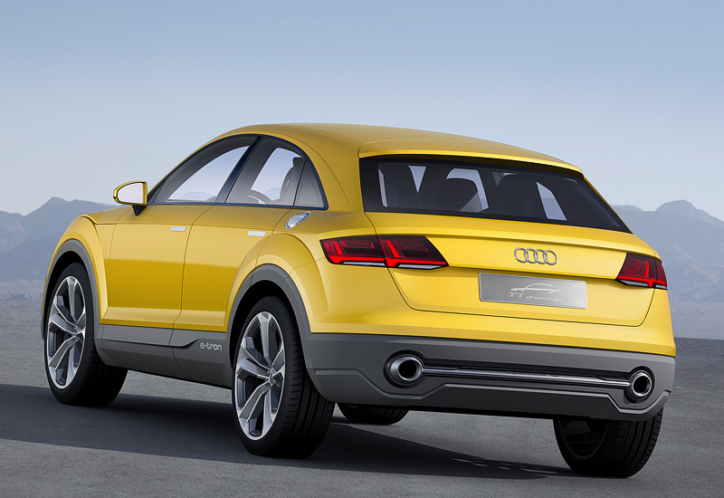2014 audi tt offroad concept specifications photo. Black Bedroom Furniture Sets. Home Design Ideas