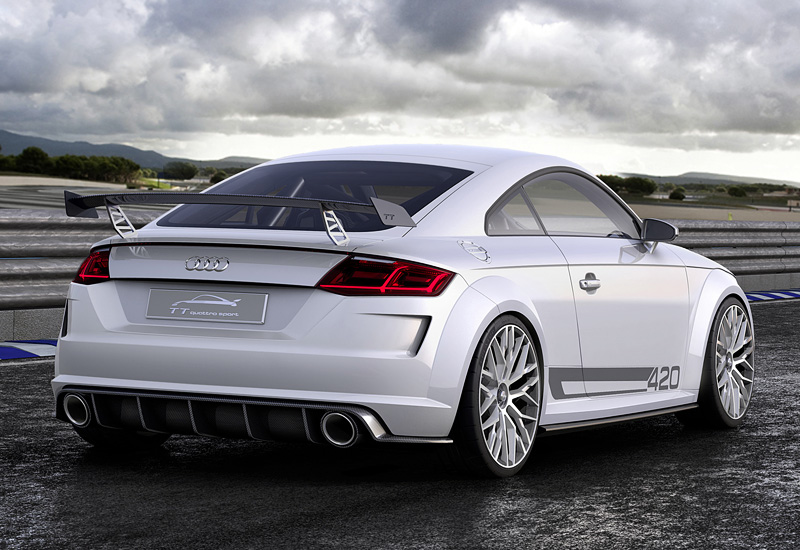 2014 audi tt quattro sport concept specifications photo. Black Bedroom Furniture Sets. Home Design Ideas