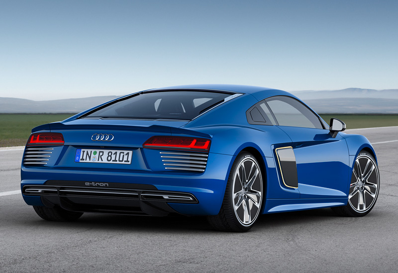 2015 Audi R8 E Tron Specifications Photo Price