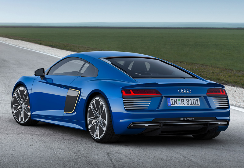 2015 audi r8 e tron specifications photo price information rating. Black Bedroom Furniture Sets. Home Design Ideas