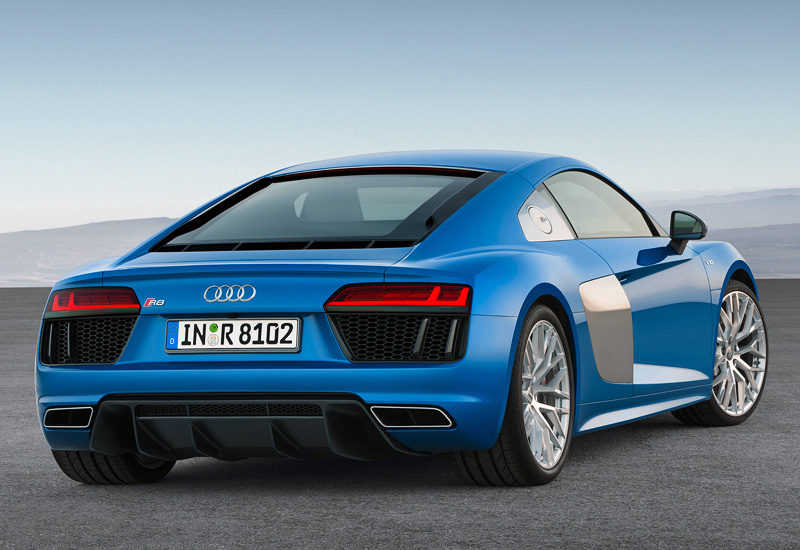 2015 Audi R8 V10 - specifications, photo, price ...