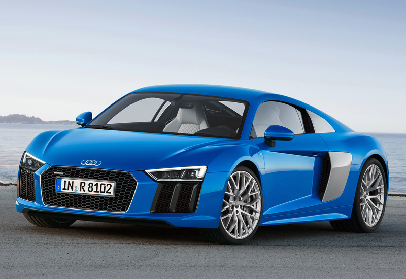 2015 Audi R8 V10 - specifications, photo, price, information, rating