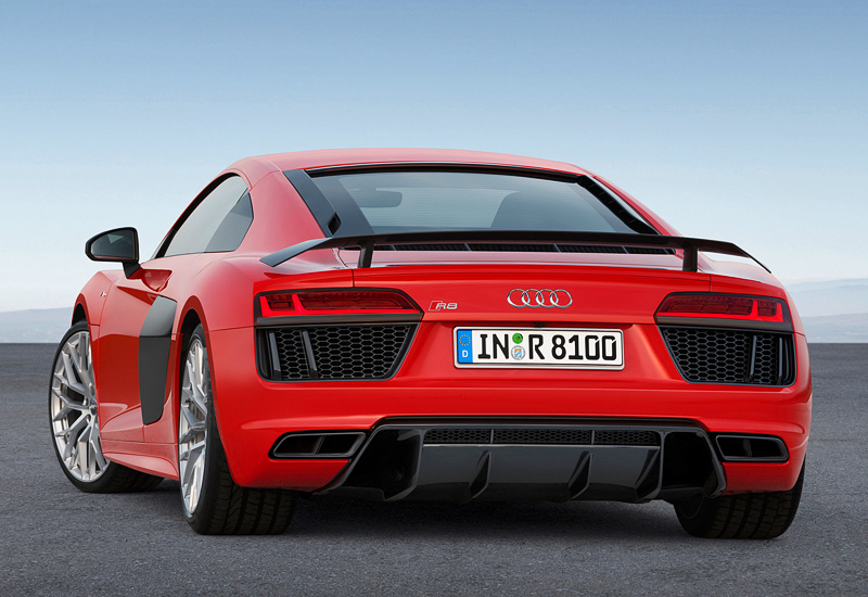 2015 Audi R8 V10 Plus - specifications, photo, price ...