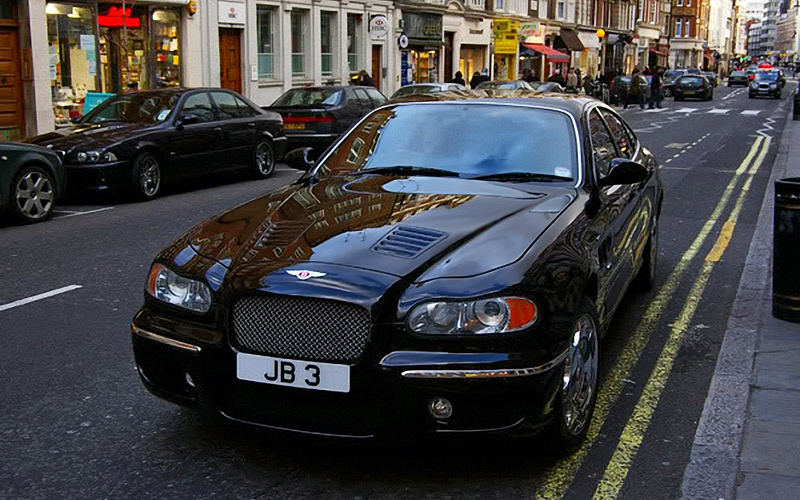 1996 Bentley Rapier Specifications Photo Price