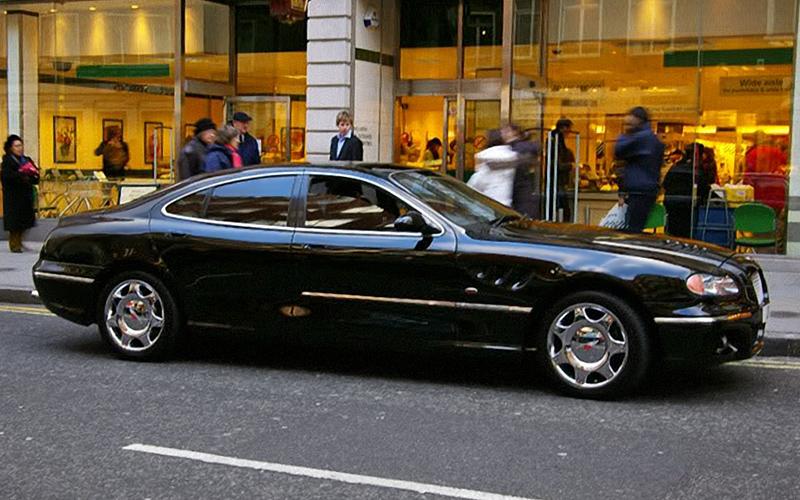 1996 Bentley Rapier