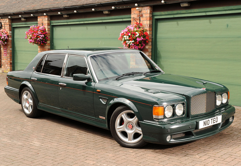 1998 Bentley Turbo Rt Mulliner Specifications Photo