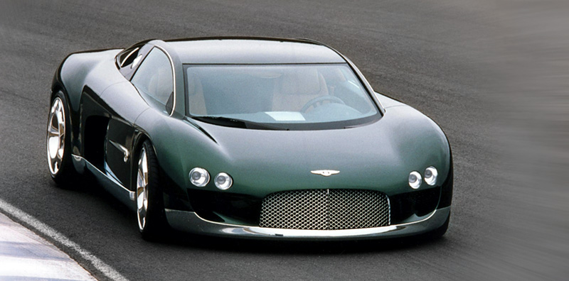 1999 Bentley Hunaudieres Concept Specifications Photo Price Information Rating