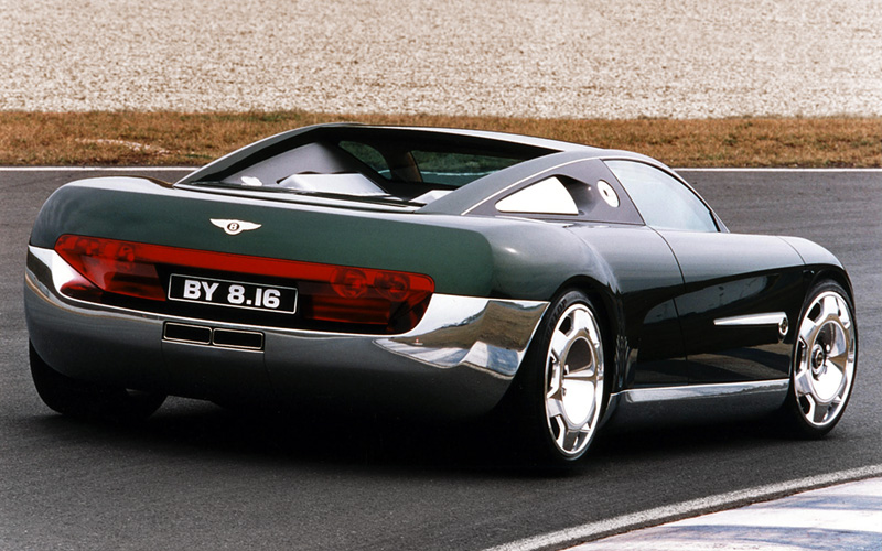 1999 Bentley Hunaudieres Concept Specifications Photo