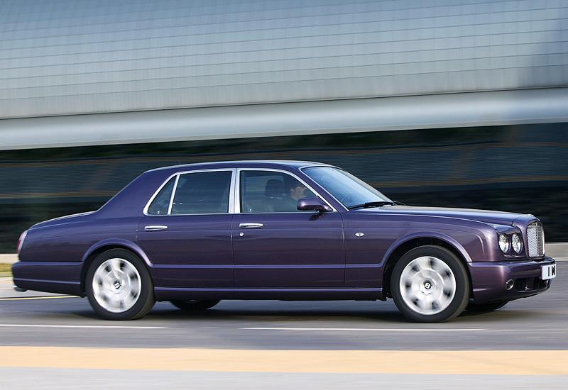 Top Car Ratings 2005 Bentley Arnage T