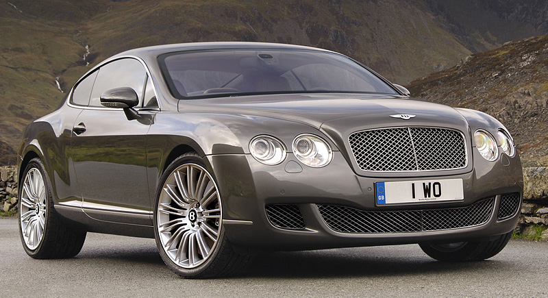 200 Kph To Mph >> 2008 Bentley Continental GT Speed - specifications, photo, price, information, rating