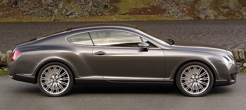 2008 bentley continental gt speed specifications photo price information rating. Black Bedroom Furniture Sets. Home Design Ideas
