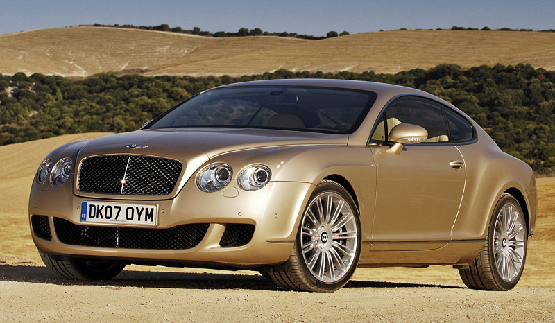 top car ratings 2007 bentley continental gt speed. Cars Review. Best American Auto & Cars Review
