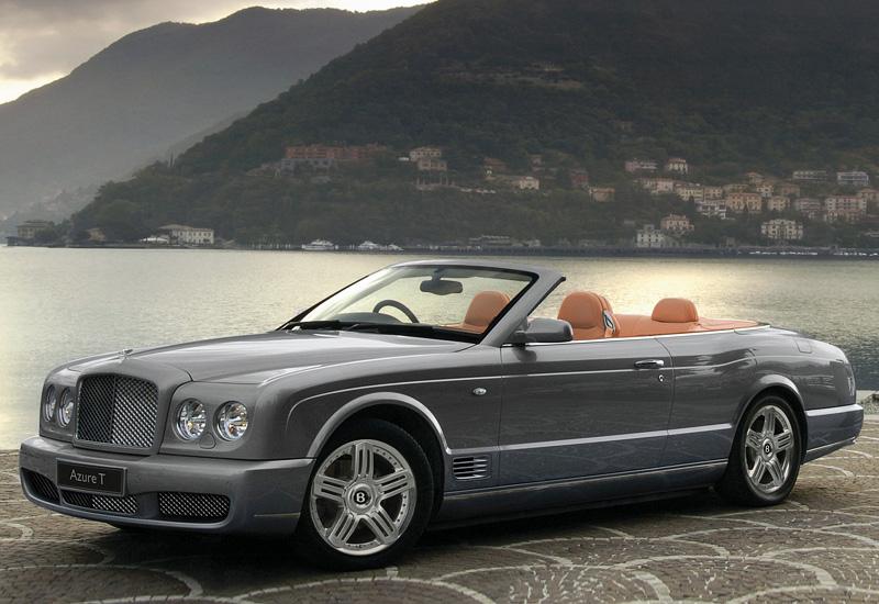 2008 Bentley Azure T Specifications Photo Price