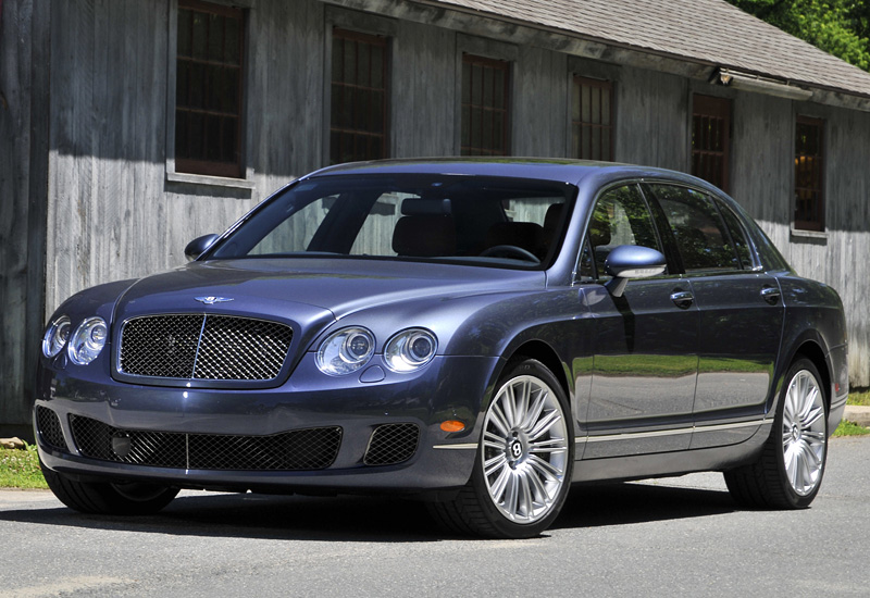 2008 bentley continental flying spur speed specifications photo price information rating. Black Bedroom Furniture Sets. Home Design Ideas