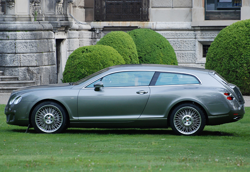 2010 Bentley Continental Flying Star Specifications