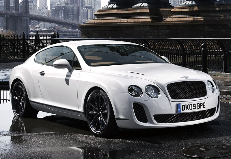 2010 bentley continental supersports specifications photo price information rating. Black Bedroom Furniture Sets. Home Design Ideas