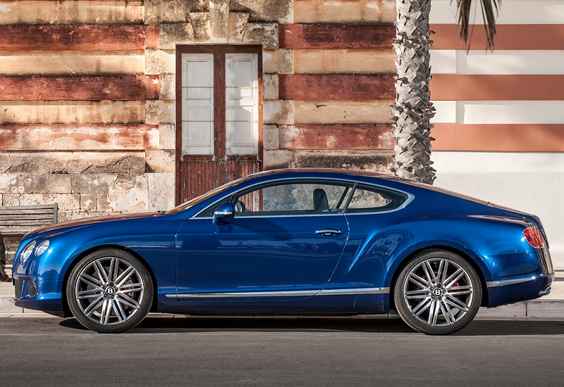 Top Car Ratings 2012 Bentley Continental Gt Speed