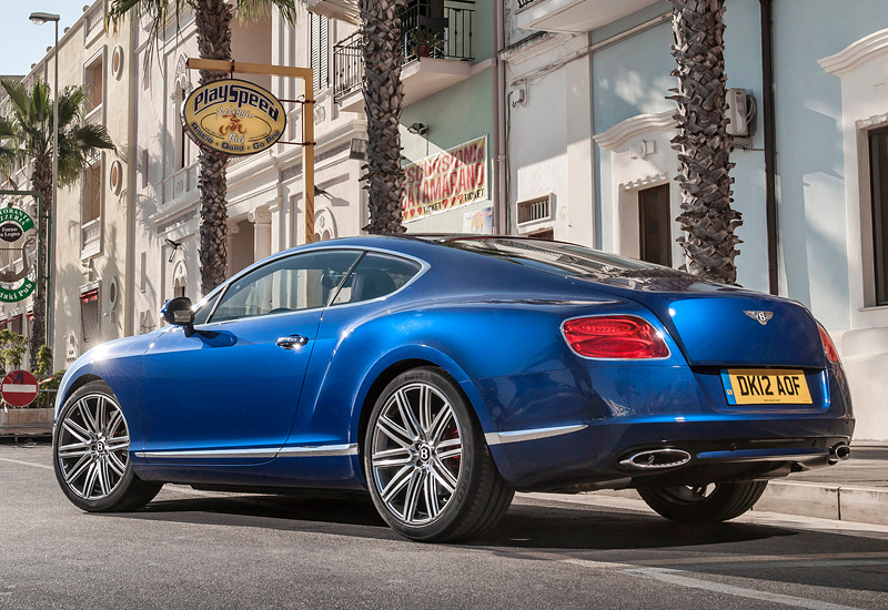 2012 bentley continental gt speed specifications photo price information rating. Black Bedroom Furniture Sets. Home Design Ideas