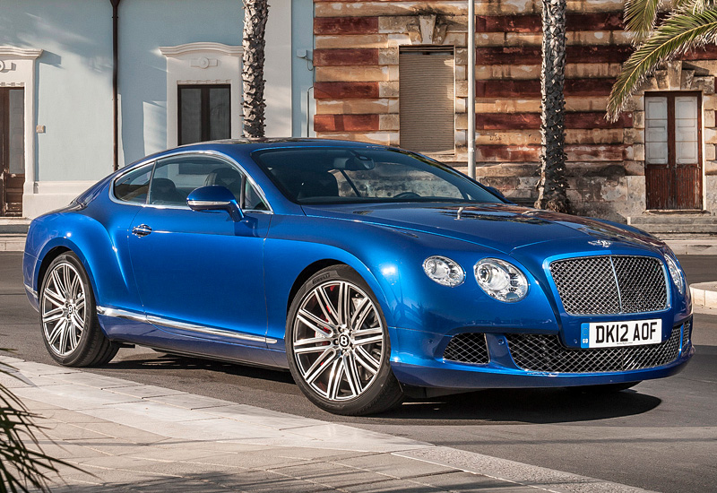 bentley continental уена