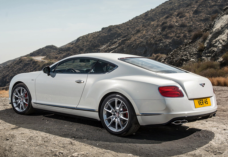 Nice 2014 Bentley Continental GT V8 S