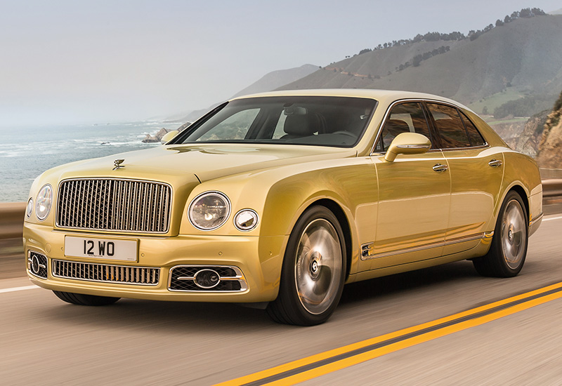 bentley mulsanne цены