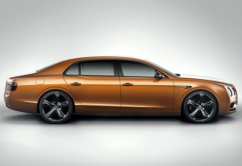 2017 Bentley Flying Spur W12 S Specifications Photo