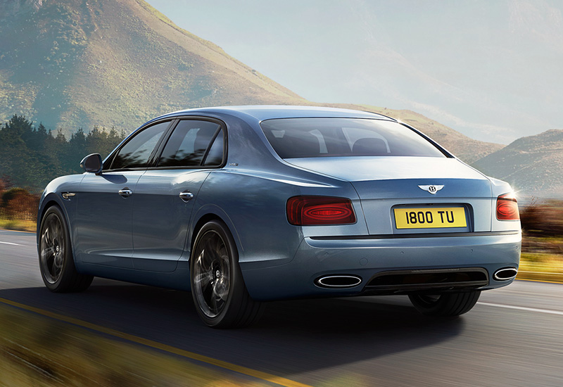 2017 bentley flying spur w12 s specifications photo price information rating. Black Bedroom Furniture Sets. Home Design Ideas