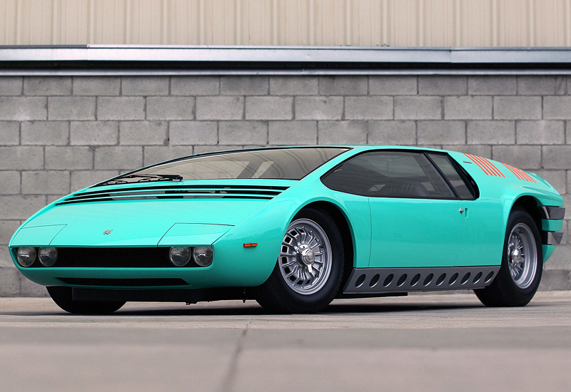 1968 Bizzarrini Manta
