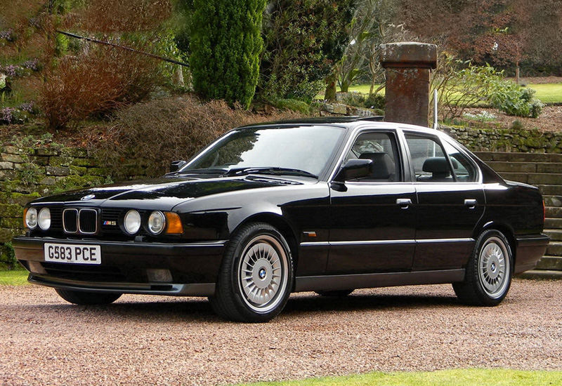 1989 Bmw M5 3 5 E34 Specifications Photo Price