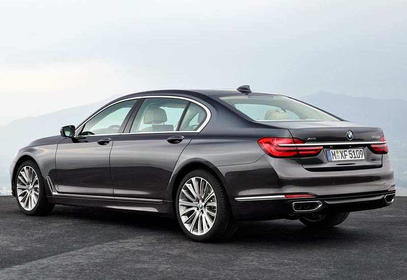 2015 bmw 750li xdrive g12 specifications photo price. Black Bedroom Furniture Sets. Home Design Ideas