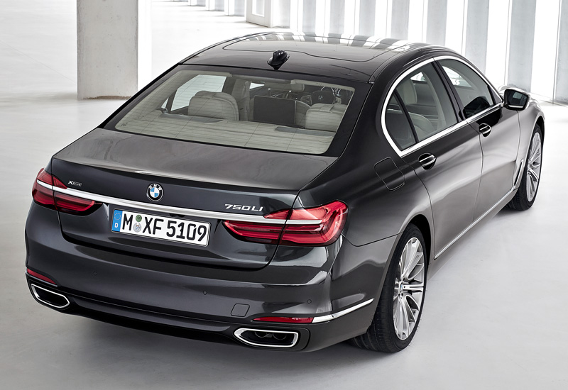 2015 Bmw 750li Xdrive G12 Specifications Photo Price