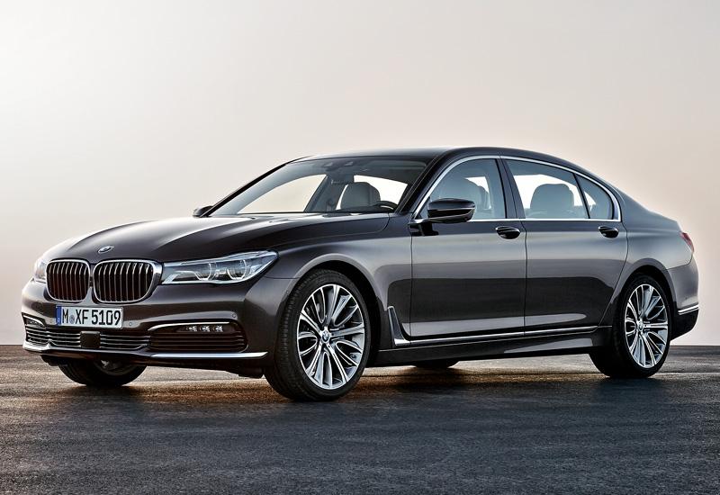 2015 BMW 750Li XDrive G12
