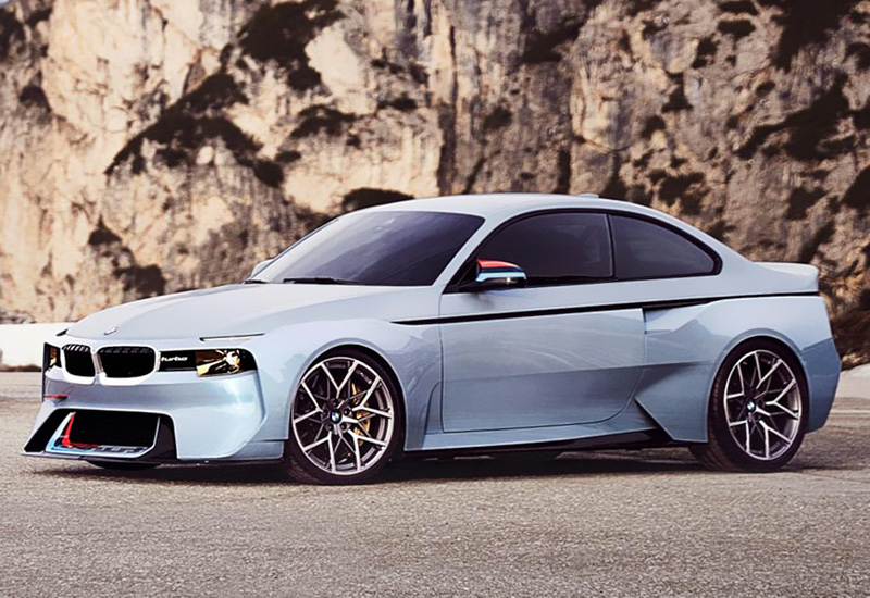 BMW Hommage Concept Specifications Photo Price - 2002 bmw price