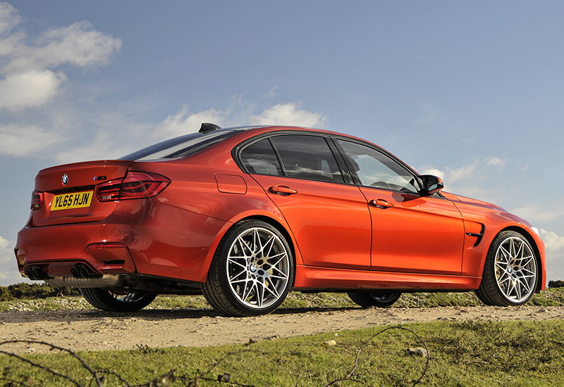 2016 bmw m3 competition package f80 specifications photo price information rating. Black Bedroom Furniture Sets. Home Design Ideas