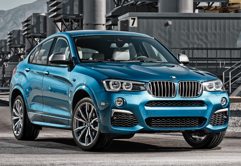2016 bmw x4 m40i f26 specifications photo price information rating. Black Bedroom Furniture Sets. Home Design Ideas