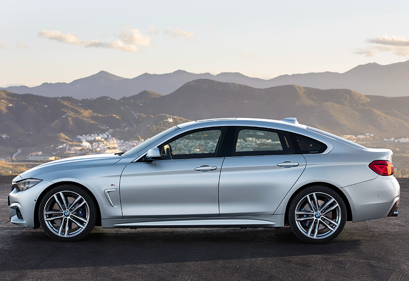 2017 Bmw 440i Xdrive Gran Coupe M Sport Specifications