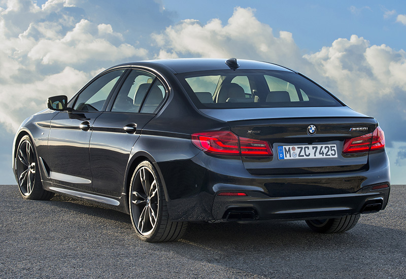 2017 Bmw M550i Xdrive F90 Specifications Photo Price